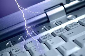 lightning-computer-keyboard-shutterstock