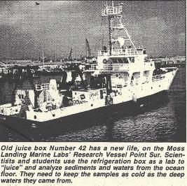 Odwalla Ship